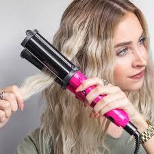 Bed Hair Waver Revlon Salon Beach Waver For Long Lasting Waves 3 4