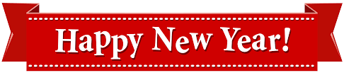 happy new year banner transparent clip art image gallery