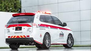 mitsubishi suv 2013 mitsubishi outlander u0026 lancer evo safety vehicles unveiled for