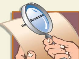 What Are Recruiters Looking For In A Resume Resumes What Kind Of Resume Gets You Shortlisted For An Interview