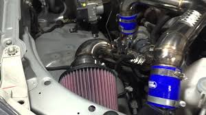 isuzu d max air intake and exhaust system drift xaust youtube