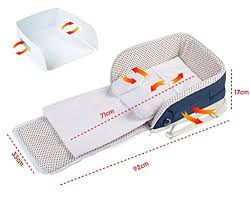 baby travel bed simple mom review