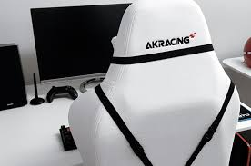 Video Game Chairs With Speakers The Game Scouts Akracing Arctica Gaming Chair Review