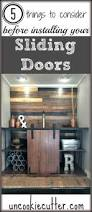 Barn Sliding Doors by Sliding Doors 5 Things To Consider Uncookie Cutter