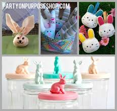 rabbit party supplies bunny party ideas party on purpose
