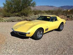 1969 corvette for sale 1969 chevrolet corvette stingray for sale classiccars com cc