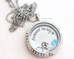 choose charms for remembrance necklace loss of baby charm