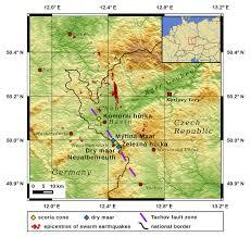 Pollen Map Icdp Eger Rift