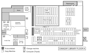 book locations floor maps bryn mawr college library compact shelving far left quadrant floor b