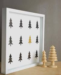 Christmas Decorations Wall Tree by 35 Easy Christmas Crafts And Art Ideas