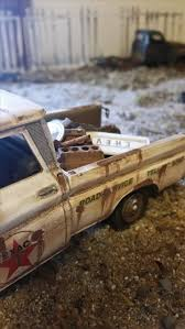 car junkyard diorama 252 best 1 24th scale dioramas images on pinterest scale models