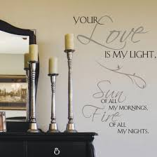 master bedroom wall decals life quotes custom wall quote design winner 1 romantic wall