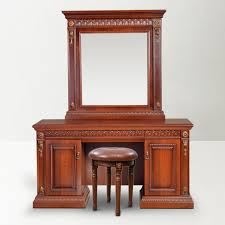 dressing tables for sale buy morrison red cherry dressing table with mirror and stool online