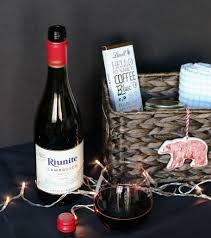simple hostess gift basket pretty u0026 fun