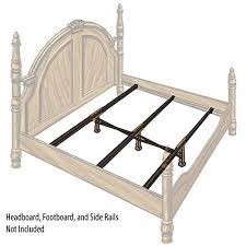 metal bed frame fit for queen king california steel bedding x