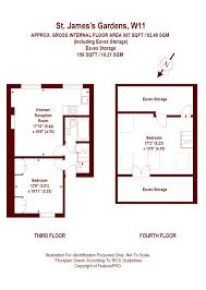 1 bedroom st james u0027s gardens london w11 property for sale