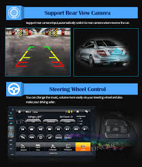 mirror link android in dash 7 inch 2 din mirror link for gps android phones car
