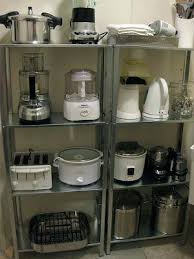 kitchen appliance storage ideas kitchen appliance storage appliance storage ideas kitchen appliance