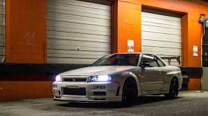 nissan skyline happy birthday paul walker signed nissan skyline the drive