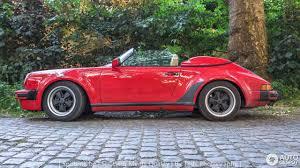 porsche speedster 2017 porsche 930 speedster 21 june 2017 autogespot