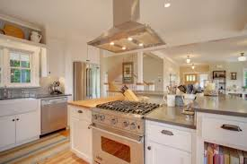 range in kitchen island stainless steel kitchen designs and ideas hoods for island