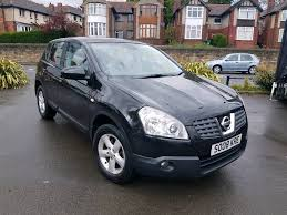 2008 nissan qashqai 2 0 dci acenta manual 5 door black towbar
