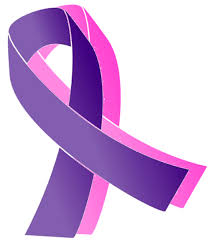 purple ribbons murphysburg has pink purple historic murphysburg