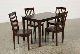 Living Spaces Dining Room Sets Carson Ii 5 Piece Dining Set Living Spaces