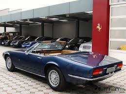classic maserati convertible maserati ghibli spyder 4 7 convertible auto salon singen