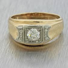 elegant vintage mens diamond rings jewellry u0027s website