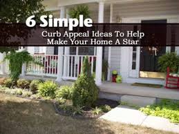 Simple Curb Appeal - 6 simple curb appeal ideas to help make your home a star curb