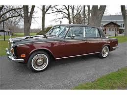 murdered rolls royce 1972 rolls royce silver shadow for sale classiccars com cc 896342