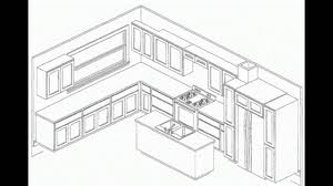 Beautiful Kitchen Cabinet Design Layout With Cabinets Ideas - Kitchen cabinet design template
