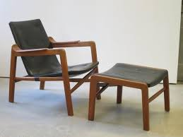 group of u201cfireplace chairs u201d with footstool by tove and edvard