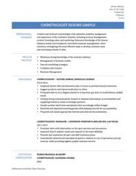 resume free sample business example complete package virtual