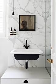 Black Bathroom Fixtures Black Fixtures In The Bathroom Bathroom Vintage Vogue Living