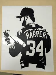 home office picture more detailed picture about bryce harper