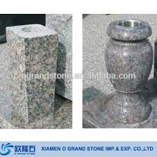 cemetery vases cemetery granite flower vases for tombstones granite vase buy
