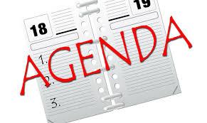 let u0027s plan an online meeting agenda
