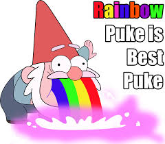 Drooling Rainbow Meme - pukingrainbows explore pukingrainbows on deviantart