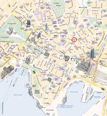 Take Me To Maps Oslo Norway Cruise Port Of Call