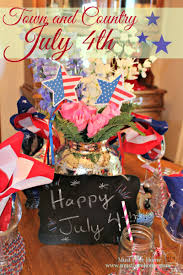 patriotic tablescape town and country style u2022 must love home