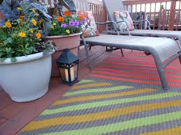 Best Outdoor Rug For Deck My Insanely Awesome Diy Outdoor Rug Design Improvised