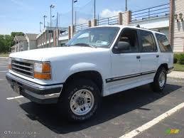1994 ford explorer xlt 1994 oxford white ford explorer xl 4x4 30367855 gtcarlot com