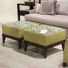 Ottoman Used As Coffee Table Furniture Stunning Upholstered Coffee Table For Your Choice