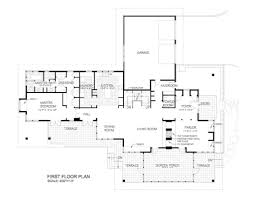 Home Plans With Mudroom Drawing Building Plans To Scale Best Residential Home Plans