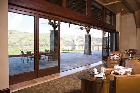 installation of sliding glass doors architecture retractable sliding glass doors nanawall folding