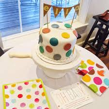 confetti baby shower lovely life styling