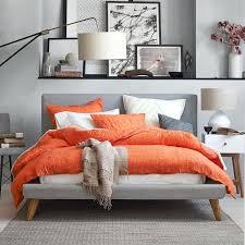 West Elm Bedroom Furniture Sale Westelm Bedroom Marvellous West Elm Upholstered Bed With