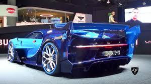 concept bugatti gangloff world debut 2016 bugatti vision gran turismo concept iaa